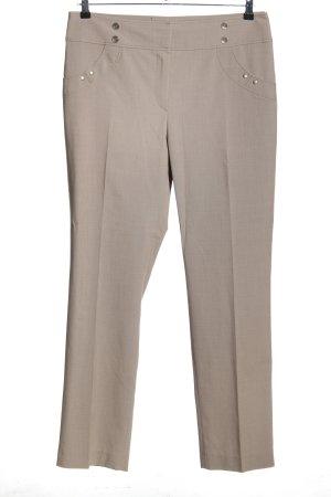 Armand Thiery Jersey Pants light grey business style