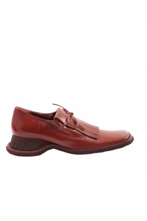 Armando Pollini Slip-on Shoes brown casual look