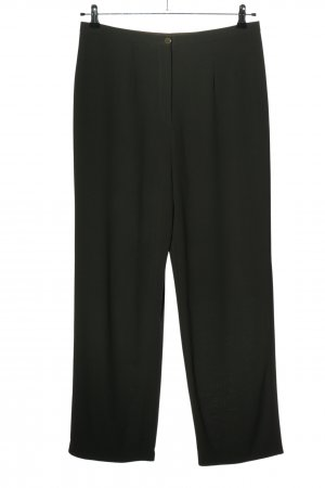 Armani Spodnie garniturowe khaki Elegancki