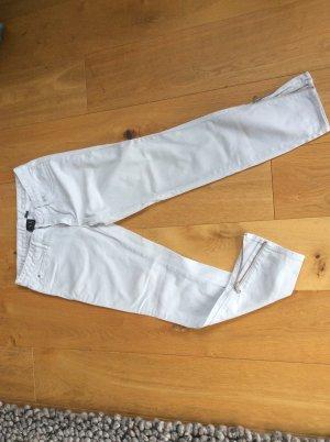 Armani Exchange Stretch Jeans light grey cotton