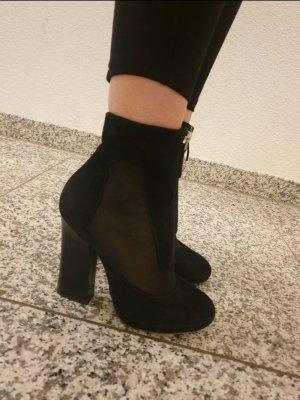 Armani Blockabsatz Schuhe