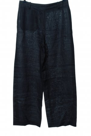 Armani Collezioni Baggy Pants blue casual look