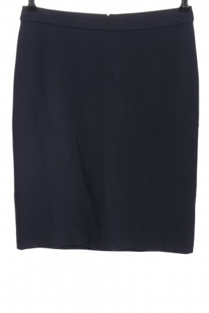 Armani Collezioni Bleistiftrock blau Business-Look