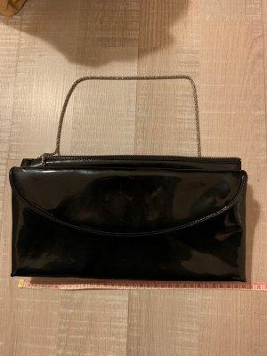 Armani Collezioni Pochette noir-argenté