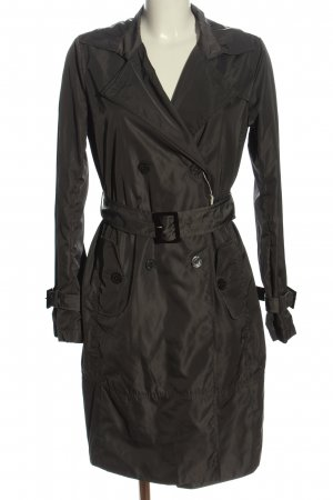 Armani Collezioni Duffle-coat brun style décontracté