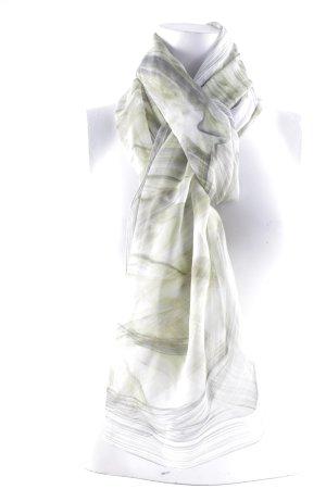 Armani Collezioni Neckerchief abstract pattern elegant
