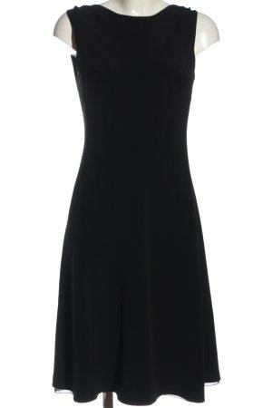 Armani Collezioni Midi-jurk zwart elegant