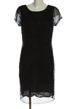Armani Collezioni Midikleid schwarz Elegant