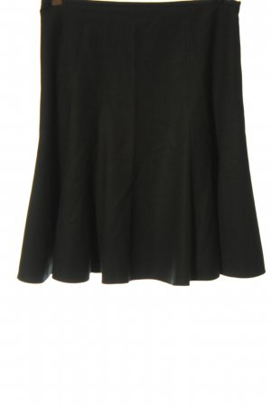 Armani Collezioni Mini-jupe noir style décontracté