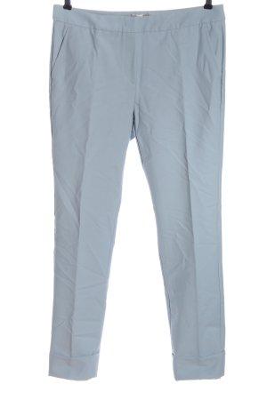 Armani Collezioni Pantalon en jersey gris clair style décontracté