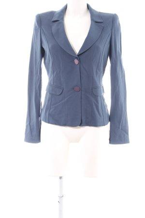 Armani Collezioni Sweat Blazer blue elegant