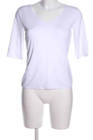 Armani Collezioni T-Shirt weiß Casual-Look