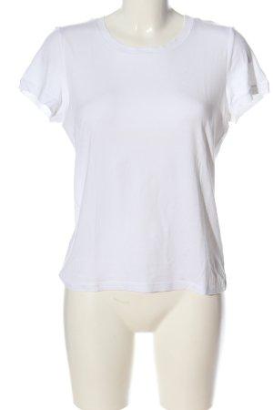 Armani Collezioni T-shirt blanc style décontracté