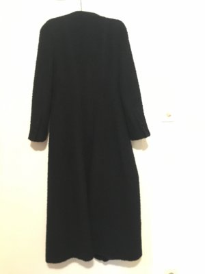 Armani Abrigo de lana negro Lana