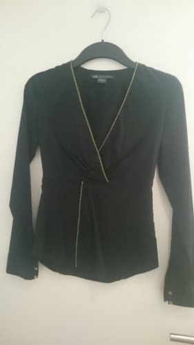 Armani Exchange Blouse zwart