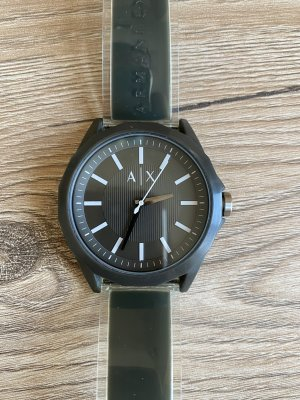 Armani Exchange Analog Watch black-green grey