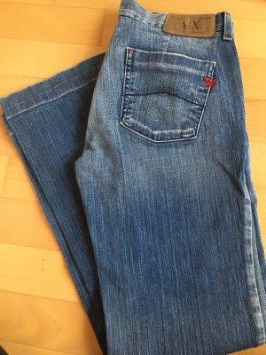 Armani Exchange AX Designer Jeans, Moderner, schicker, zeitloser, sexy Stil, 185€ made in USA