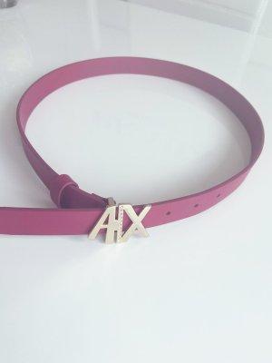 Armani Exchange Cintura fianchi magenta-rosso lampone