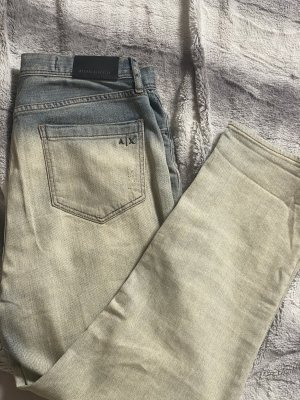 Armani Exchange Jeans boyfriend multicolore