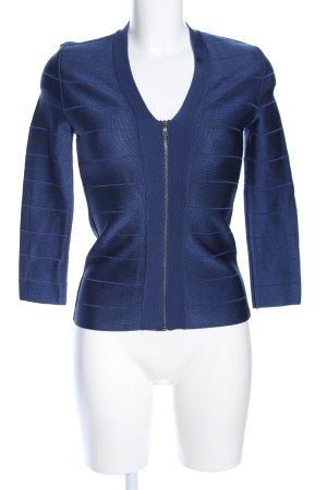 Armani Exchange Cardigan blue elegant