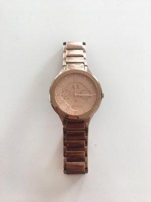 Armani Exchange Damenuhr Rosé Gold