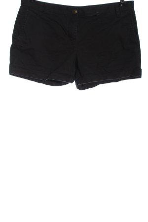 Armani Exchange Hot pants zwart casual uitstraling
