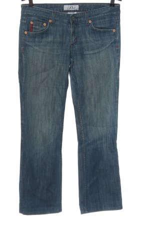 Armani Exchange Low Rise jeans blauw casual uitstraling