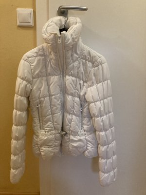 Armani Exchange Down Jacket white