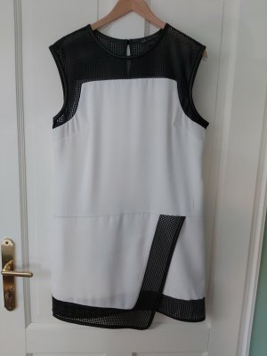 Armani Exchange Midi-jurk wit Viscose