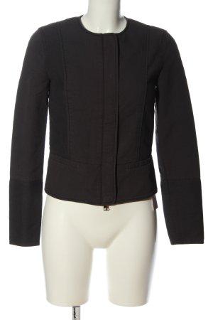 Armani Exchange Krótka kurtka jasnoszary W stylu casual