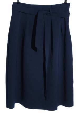 Armani Exchange Midi Skirt blue casual look