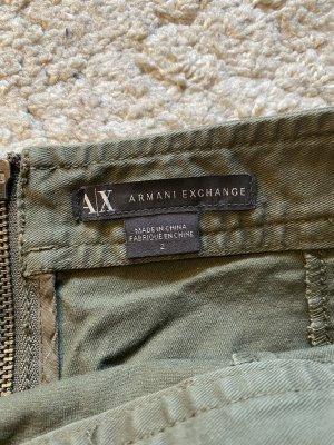 Armani Exchange Mini-jupe kaki