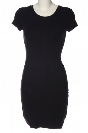 Armani Exchange Mini Dress black casual look