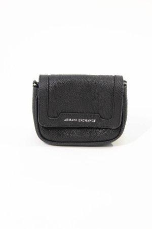 Armani Exchange Minitasche in Schwarz