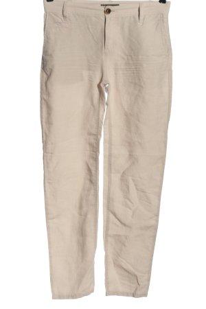 Armani Exchange Stoffen broek wolwit casual uitstraling