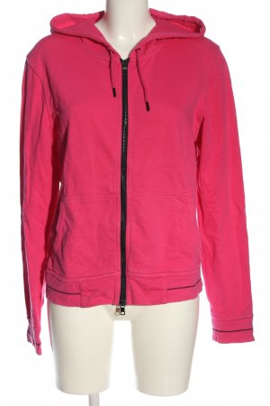 Armani Exchange Sweat Jacket pink casual look