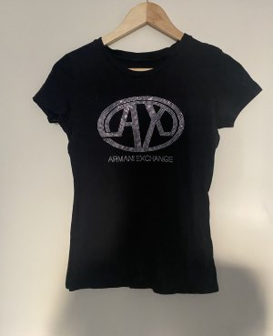 Armani Exchange T-shirt nero