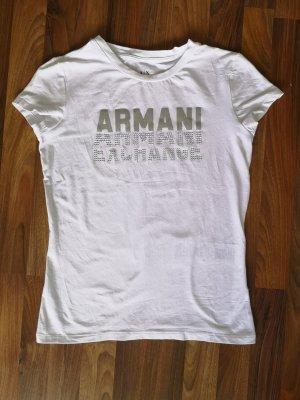 Armani Exchange T-shirt wit