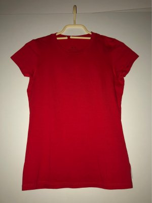 Armani Exchange T-shirt rouge