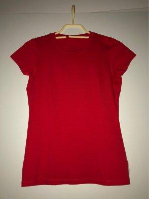 Armani Exchange T-Shirt, Rot, XS
