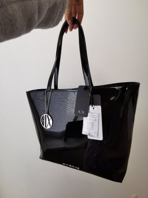 Armani Exchange Shopper noir