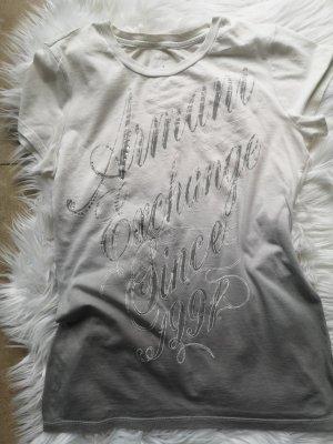 Armani Exchange T-Shirt light grey-grey