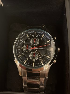Armani Exchange Uhr