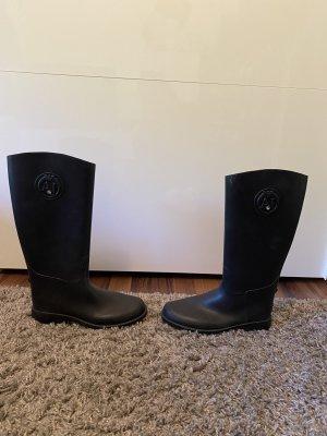 Armani Wellington laarzen zwart