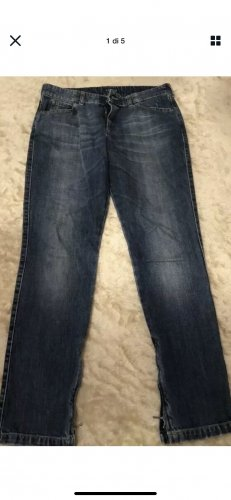 Armani Pantalone houlihan blu scuro-blu