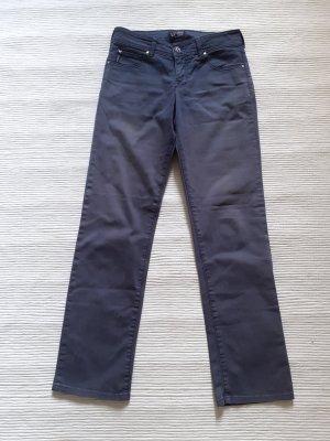 armani hose jeans grau neuwertig gr. m 38 size 28