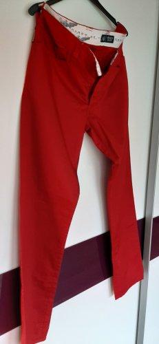 Armani Spodnie materiałowe Wielokolorowy