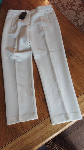 Armani Exchange Jersey Pants natural white