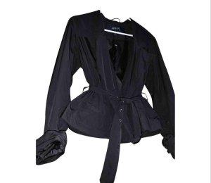 Armani Jeans Between-Seasons Jacket dark blue