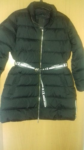 Armani Down Coat black